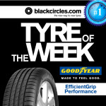 Goodyear EfficientGrip Performance This Week's Tyre Of The Week