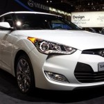 Chicago Auto Show Gets Hyundai Veloster RE:FLEX Edition On The Limelight
